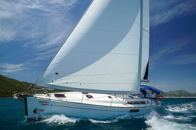 Sailing yacht Summerwind