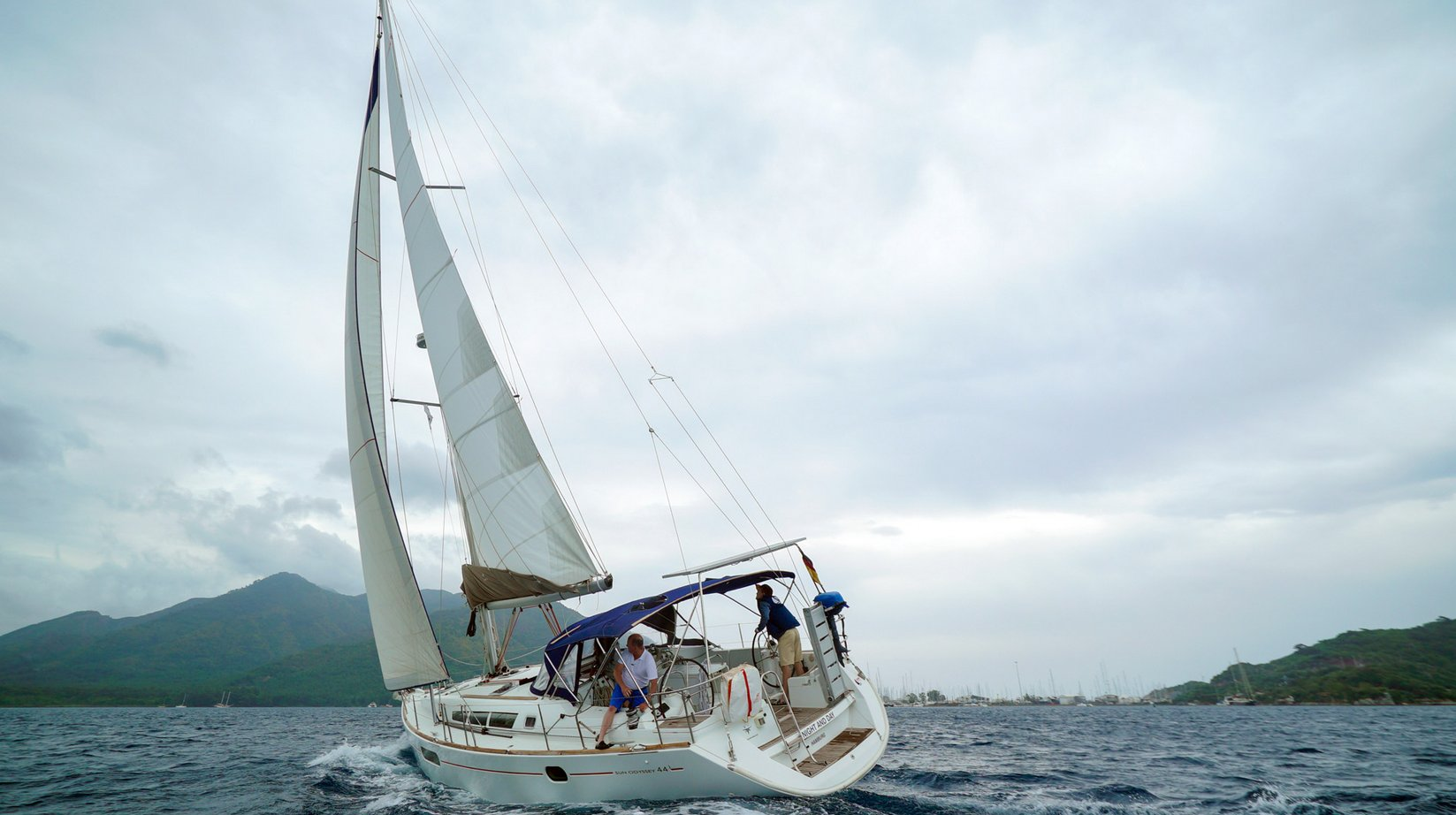 Yacht Charter In Turkey With Gmm Yachting