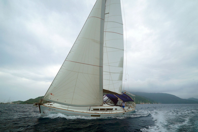 Sailing yacht Night & Day