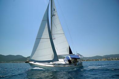 Sailing yacht Mauritius