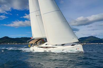 Sailing yacht Selinim