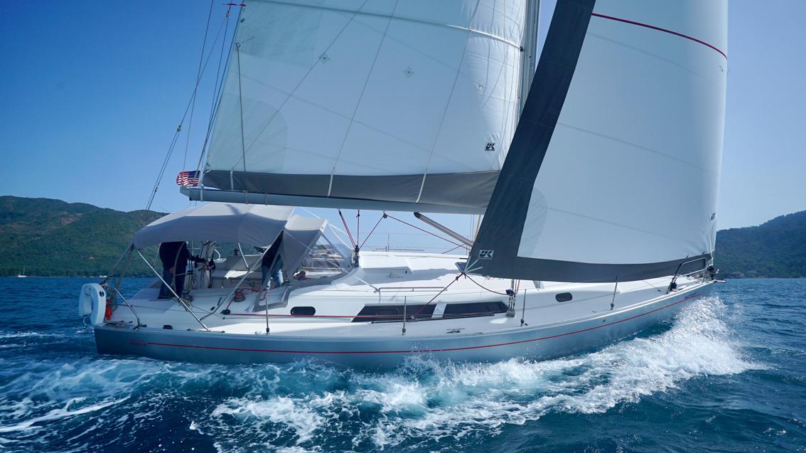 Segelyacht modern  Yacht Charter in Türkei von GMM Yachting