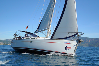 Sailing yacht Mira