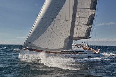 Sailing yacht White Marlin