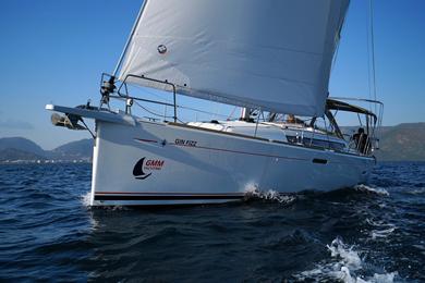 Sailing yacht Sun Odyssey 389