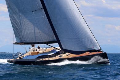 Sailing yacht Solaris 64 RS